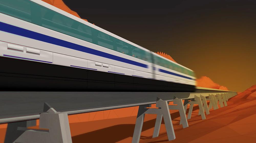 06_Maglev Train