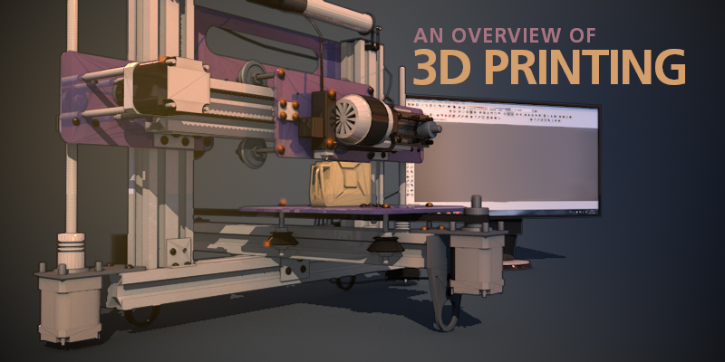 An Overview of 3D Printing