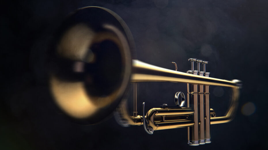 Trumpet Product Visualization
