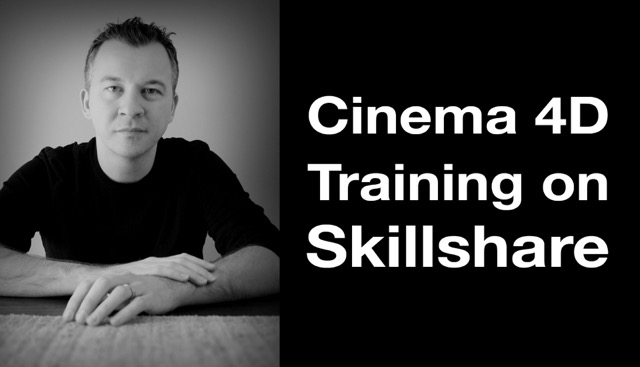 Cinema 4D Training on Skillshare